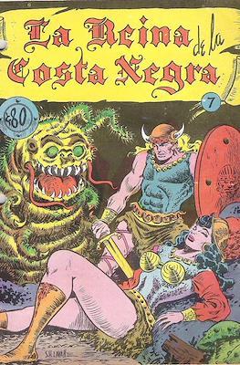 La Reina de la Costa Negra (1ª época - Grapa) #7