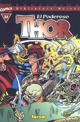 Biblioteca Marvel: El Poderoso Thor (2001-2004) (Rústica 160 pp) #22