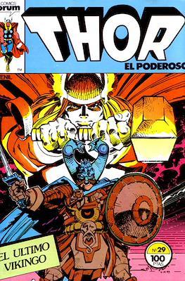 Thor, el Poderoso (1983-1987) #29