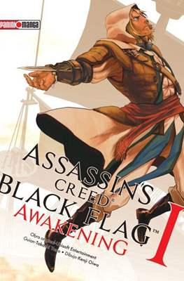 Assassin's Creed: Black Flag - Awakening (Rústica) #1