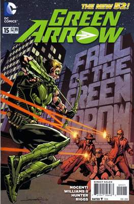 Green Arrow vol. 5 (2011-2016) (Comic-Book) #15