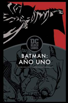 Batman: Año uno - DC Black Label