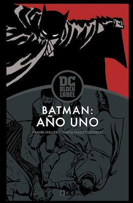Batman: Año uno - DC Black Label (Cartoné 128 pp) #