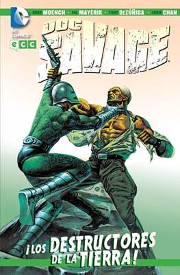 Doc Savage (2012) (Rústica 240-216 pp) #2