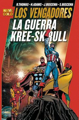 Los Vengadores. Marvel Gold (Rústica con solapas) #1