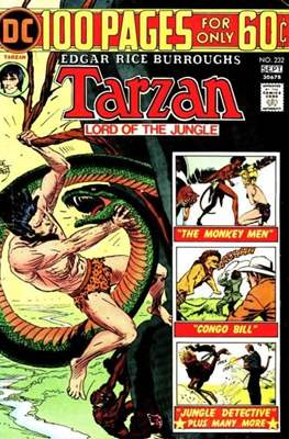 Tarzan (Comic-book) #232