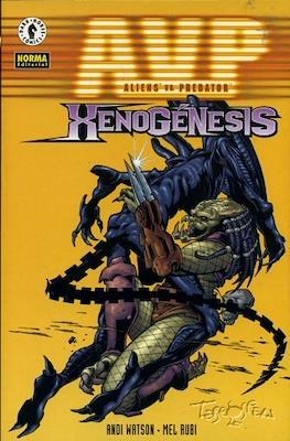 Aliens vs. Predator: Xenogénesis