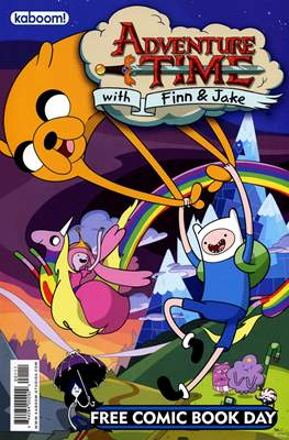 Adventure Time with Finn & Jake: Free Comic Book Day