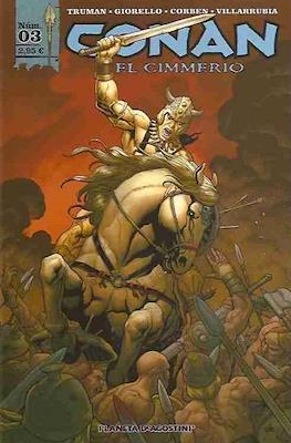 Conan el Cimmerio (Grapa 24-48-72 pp) #3