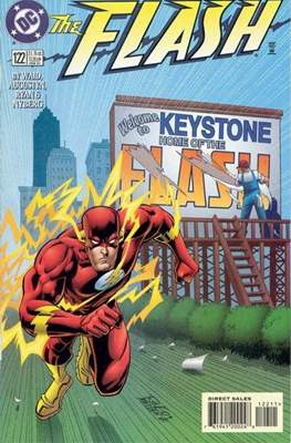 The Flash Vol. 2 (1987-2006) (Comic Book) #122