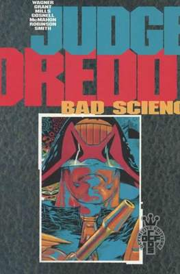 Judge Dredd: Definitive Edition (Softcover 64 pp) #1