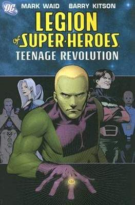 Legion of Super-Heroes Vol. 5 (2005-2009)