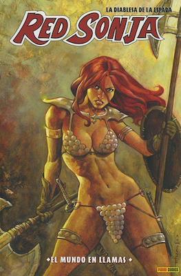Red Sonja. La diablesa de la espada #5