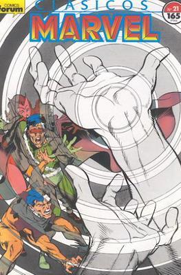Clásicos Marvel (1988-1991) (Grapa.) #21