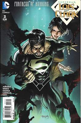 Superman: Lois & Clark (2015-2016) (Saddle-stitched) #3