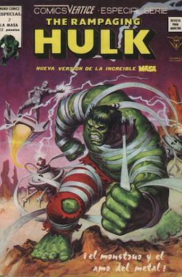 The Rampaging Hulk #3