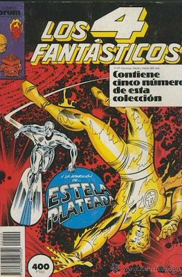 Los 4 Fantásticos Vol. 1 (1983-1994) (Retapado Rústica) #9