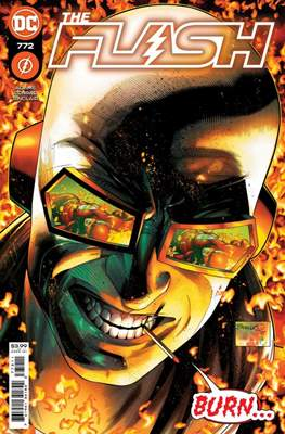 Flash Comics / The Flash (1940-1949, 1959-1985, 2020-) #772
