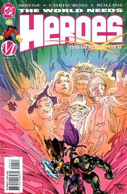 The World Needs Heroes (Comic Book) #4