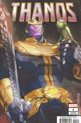 Thanos (2019 Variant Cover) #1.2
