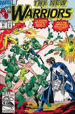 The New Warriors (Comic-Book) #26