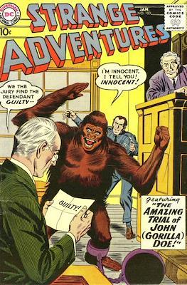 Strange Adventures (Comic Book) #100