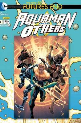 Aquaman Futures End (Grapa) #2