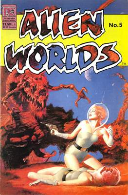 Alien Worlds (Comic-Book) #5