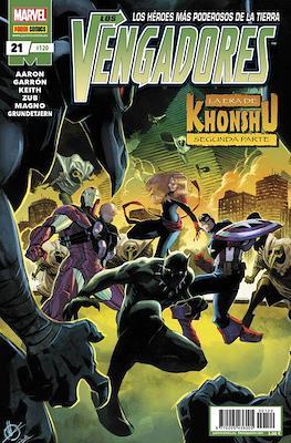 Los Vengadores Vol. 4 (2011-) (Grapa) #120/21