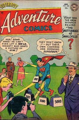 New Comics / New Adventure Comics / Adventure Comics (1935-1983 ; 2009-2011) (Comic Book) #184