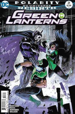 Green Lanterns Vol. 1 (2016-2018) (Comic-book) #21