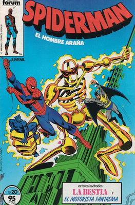 Spiderman Vol. 1 / El Espectacular Spiderman (1983-1994) (Grapa 32-48 pp) #20