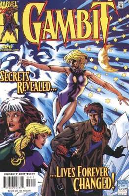 Gambit Vol. 3 (Comic-book) #20