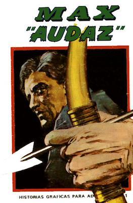 "Max ""Audaz"" (Rústica, 288 páginas (1973)) #1"