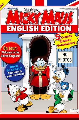 Micky Maus English Edition