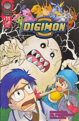 Digimon digital monsters #11