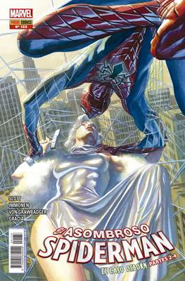 Spiderman Vol. 7 / Spiderman Superior / El Asombroso Spiderman (2006-) (Rústica) #133