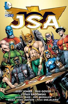 JSA de Geoff Johns (Cartoné) #3
