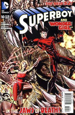 Superboy New 52 #10