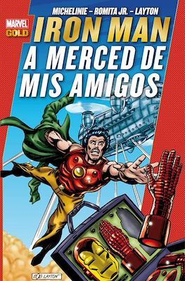 Iron Man. Marvel Gold