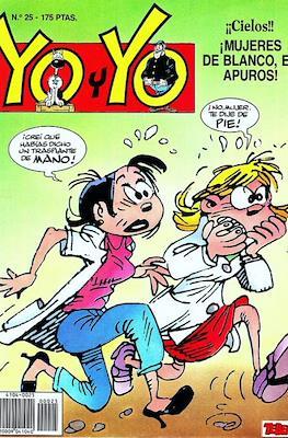 Yo y Yo (Grapa) #25