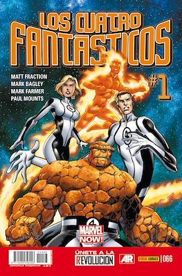Los 4 Fantásticos / Los Cuatro Fantásticos Vol. 7 (2008-) (Grapa 24-48 pp) #66