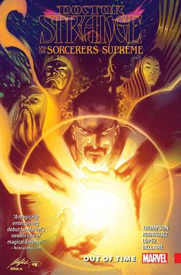 Doctor Strange & the Sorcerers Supreme