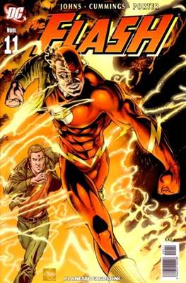Flash (2005-2007) (Grapa, 24-48-72 pp) #11