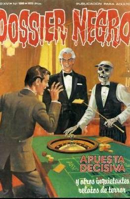 Dossier Negro (Rústica y grapa [1968 - 1988]) #186