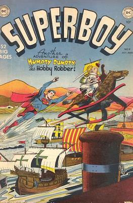 Superboy Vol.1 (1949-1977) #9