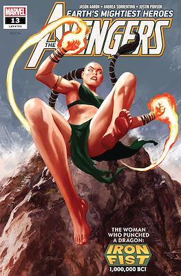 The Avengers Vol. 8 (2018-...) (Comic Book) #13