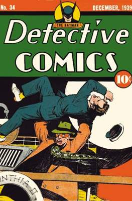 Detective Comics Vol. 1 (1937-2011; 2016-) (Comic Book) #34