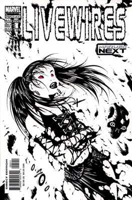 Livewires (Comic Book) #5