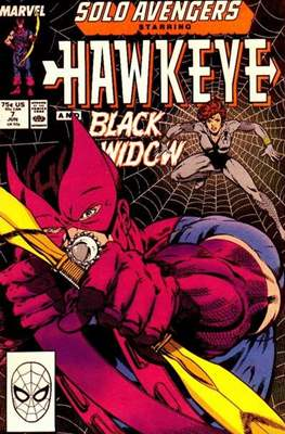 Solo Avengers / Avengers Spotlight (Comic book) #7